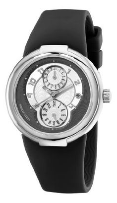 Philip Stein Women's 31-AGRW-RBB Active Black Rubber Strap Watch Philip Stein. $244.99. •Quartz movement•White dial•Black rubber strap•Pin buckle•Water-resistant to 330 feet (100 M). Save 46%!