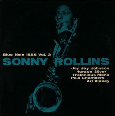 Sonny Rollins  New York Public Library Mid-Manhattan Art and Picture Collections
