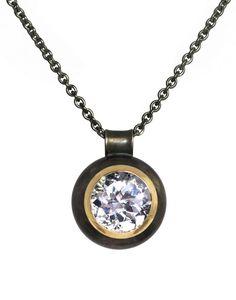 Anhänger Budai Weiss Topas, Schmuck Design, Pocket Watch, Gold, Watches, Accessories, Fashion, Color Stone, Stones