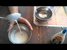 Diy/ Como impermeabilizar tecido - YouTube