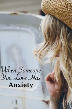Anxiety is hard. Not just for the people who have it but also for the people who love them. If you are one of those people, you would know too well that the second hand experience of anxiety feels bad enough – you'd do anything to make it better for the one going through it. Here are a few things to remember ...