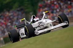Jos Verstappen 1997, Tyrrell