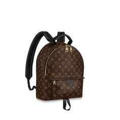 Palm Springs MM Monogram Canvas - Handbags | LOUIS VUITTON