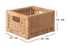 3x rustique Boîtes de Rangement Shabby Chic entièrement recyclés en bois vieilli