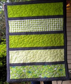 Cute and easy quilt pattern
