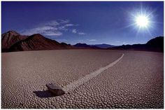 Racetrack, Death Valley