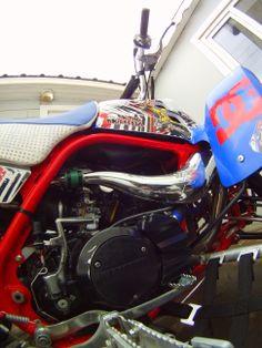 My Yamaha Banshee 350