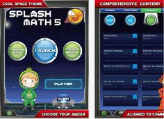 Splash Math apps (there are five of them, grades 1-5) won the Best App Ever Award 2011 in the Elementary Student App category, and has been featured by Apple in the iTunes App Store. It has over 500,000 users and around 200 schools use it in their iPhone/iPad programs.    Yet I had never heard of it before being contacted to review their app for inclusion on Ask a Tech Teacher's Great Apps list. It seems like I should have.