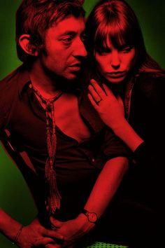 Gainsbourg, Birkin.