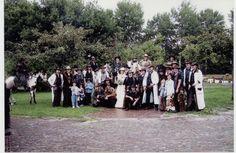 bruiloft van dennis en daniëlle april 2004