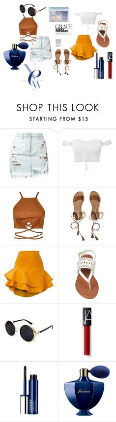 """""""Jlo fashon"""" by durnee on Polyvore featuring Versus, Hollister Co., Siobhan Molloy, Clinique and Guerlain"""