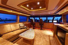 "Review: Trinity Yachts 122' Sportfish ""Mary P"" - YachtForums.Com"