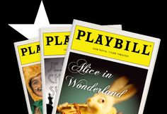 Playbill VIP - Create Your Own Playbill for Your School or Amateur Stage Production