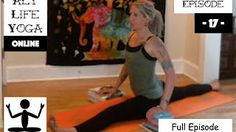 """Alt Life Yoga Online Episode 17 - """"Split Impulses"""" Free 30 minute yoga flow, vinyasa style deep stretching moving towards the splits (hanumanasana). We're moving to the sweet grooves of Williamson -- get links to his stuff in the video description. Subscribe, comment, share, enjoy - cheers, yo!"""