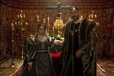 """Los Reyes de Portugal en la serie de TV española """"Isabel, mi Reina"""".  The Portuguese King and Queen in the television series """"Isabel"""""""