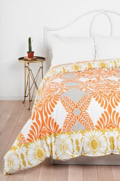 How fabulous is this duvet! Wish they had it available in King.