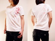 半袖Tシャツ「京櫻」