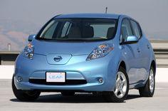 #Nissan #LEAF