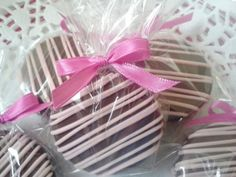 Milk Chocolate Covered Oreos Cookies Tiffany by Sweettoothsweetie, $16.00