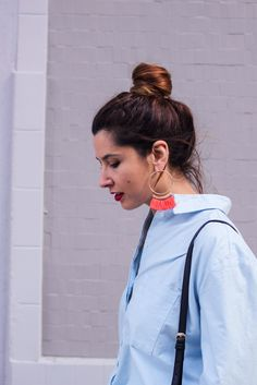 donkeycool: Super earrings
