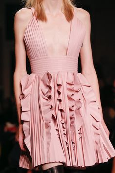 Rosado pastel | Pastell Pink  Givenchy - S/S 2015 - PFW