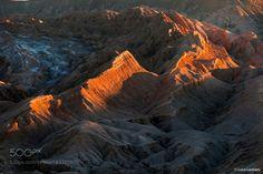 Shadows & Light by luca-lanzani  Desert Sunset Shadows Chile Atacama Luca Lanzani Shadows & Light luca-lanzani