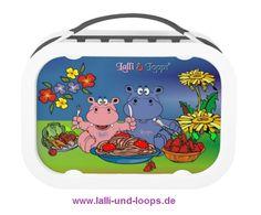 Nilpferdige Artikel der Marke Lalli und Loops - Markenbekleidung für Kinder und Erwachsene: 💫Brotdose Lalli & Loops💫 💫Feiere St Patrick's ...