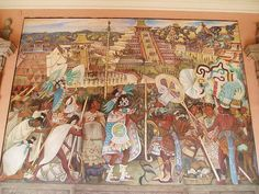 Love Mexican art? Discover Frida and Diego in Mexico City: Palacio Nacional