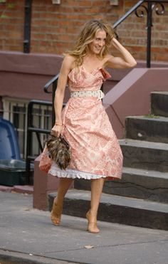 Carrie Bradshaw.. #SATC