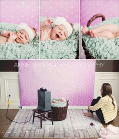 New drops, newborn photography.  Holy crap that heater looks a little too close.