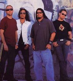 Metallica music