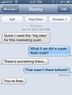 When Disney Superfans Text