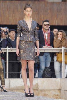 Alejandro Resta. Colección Otoño Invierno 2014/2015. Valencia Fashion Week. Fotografía: Ugo Camera