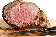 This Juicy Prime Rib is Basically Roasted in Reverse