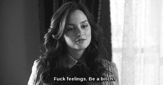 Gossip Girl blair waldorf Leighton Meester we heart it blair waldorf quotes wwBWd gg quotes Gossip Girls, Gossip Girl Quotes, Bitch Quotes, Sassy Quotes, Bad Mood Quotes, Bad Girl Quotes, Blair Waldorf Quotes, Blair Quotes, Baddie Quotes