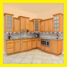 96 Kitchen Cabinets Richmond All Wood Honey Stained Maple Group Sale AAA … – cheap kitchen cabinets Solid Wood Kitchen Cabinets, Kitchen Cabinets For Sale, Kitchen Cabinets Pictures, Solid Wood Kitchens, Kitchen Cabinet Colors, Painting Kitchen Cabinets, Wood Cabinets, Kitchen Ideas, Bath Cabinets