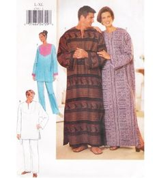 12 Best Nightgowns   Pajamas PJs Patterns images  433cd052d