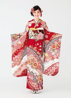 振袖日和2017(B-3701)|成人式の振袖のご購入/レンタルは京都きもの工房グループ<KYOTO SWEET COLLECTION>