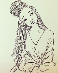 Sketches, Cool Art Drawings, Drawing Illustrations, Cute Art, Drawing Sketches, Art, Art Reference Photos, Art Sketches, Cartoon Art