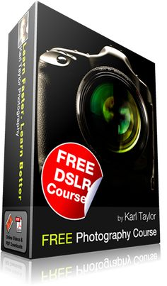 Free DSLR Photography Course.