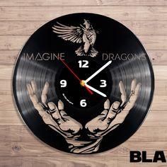 Imagine Dragons black