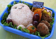 Adipose Bento Doctor Who Food
