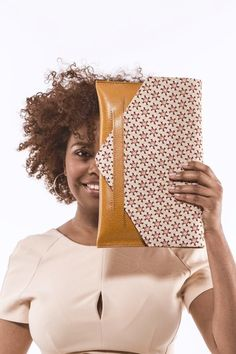 accessoires tendance par Kimayana... #Africanfashion #Sac