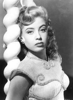 Gloria DeHaven 23.7.1925 - 30.7.2016, american actress and singer