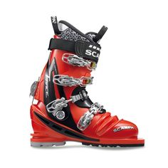 Scarpa T Race Intuition Telemark Ski Boot - Telemark Boots | Telemark Pyrenees
