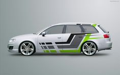 Special livery audi