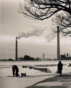 André Kertész - Untitled, Toronto, Feb. 18, 1979