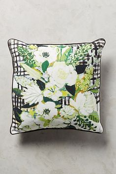 Langlade Pillow #anthropologie