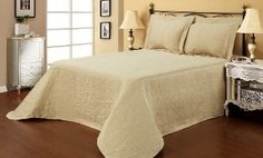 Groupon - 3-Piece Matelesse Bedspread Sets in [missing {{location}} value]. Groupon deal price: $29.97