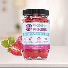 Skinny Piggies - Delicious Gummy Weight Loss Supplements #motorbike #motorsport #followback